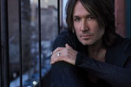 Keith Urban; Photo Courtesy Capitol Records Nashville