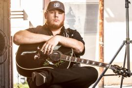 Luke Combs; Photo by Jim Wright