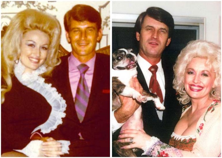 Dolly Parton & Carl Dean – Photo courtesy of DollyParton.com