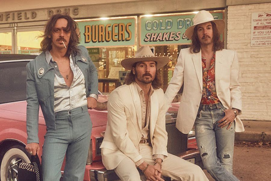 Midland – Photo courtesy Big Machine Records