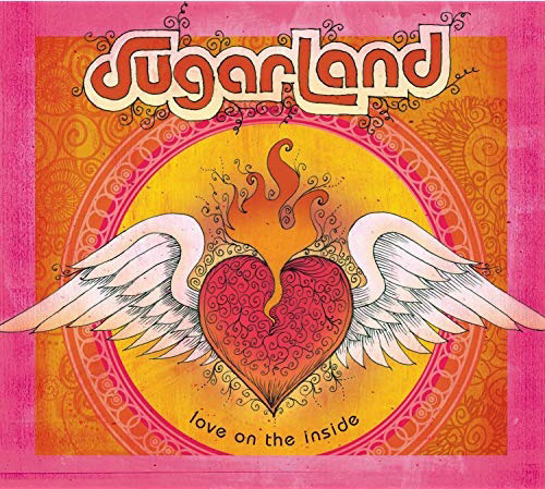 Sugarland - Love On the Inside; Photo Courtesy Mercury Nashville
