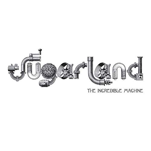 Sugarland - The Incredible Machine; Photo Courtesy Mercury Nashville