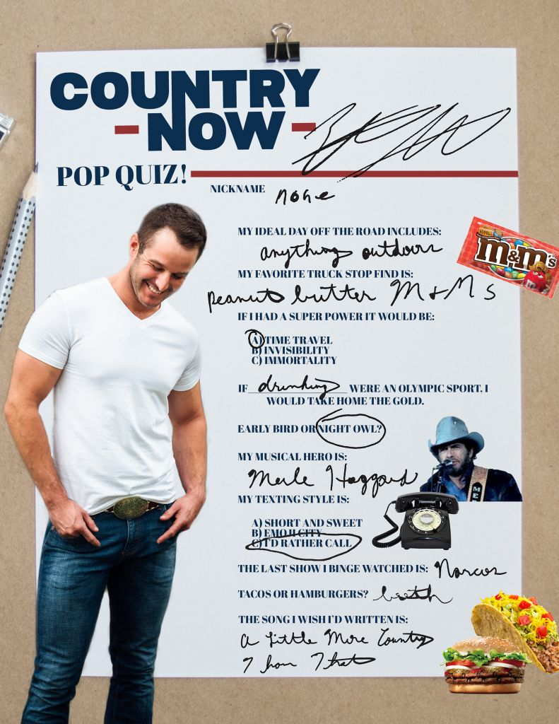Pop Quiz feat. Easton Corbin