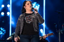 Ashley McBryde; Photo by Andrew Wendowski