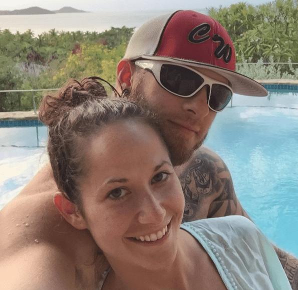 Brantley Gilbert and Wife, Amber; Photo via Instagram
