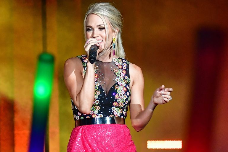 Carrie Underwood; Photo by Erika Goldring/Getty Images for CMT