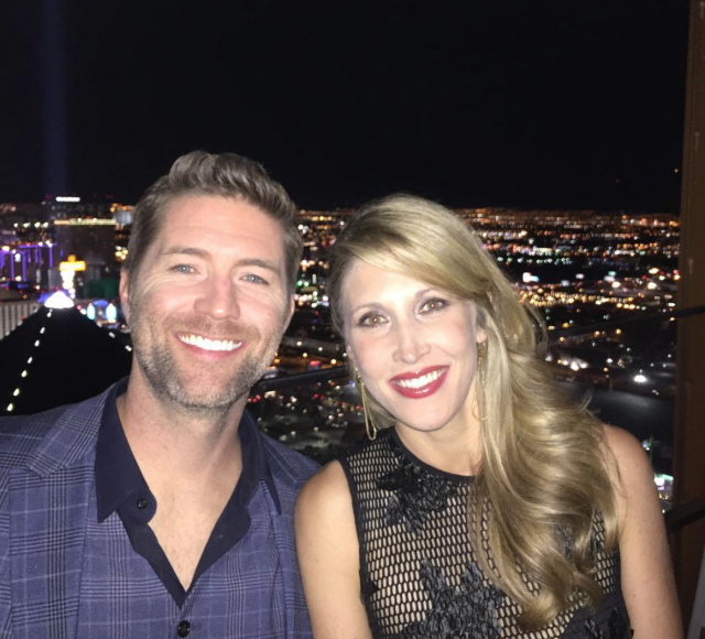 Josh Turner and Wife; Photo via Instagram