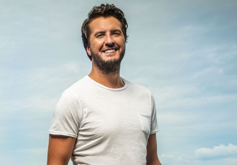 Luke Bryan; Photo by Jim Wright