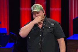 Luke Combs; Photo Courtesy Facebook