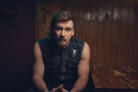Morgan Wallen; Photo by John Shearer
