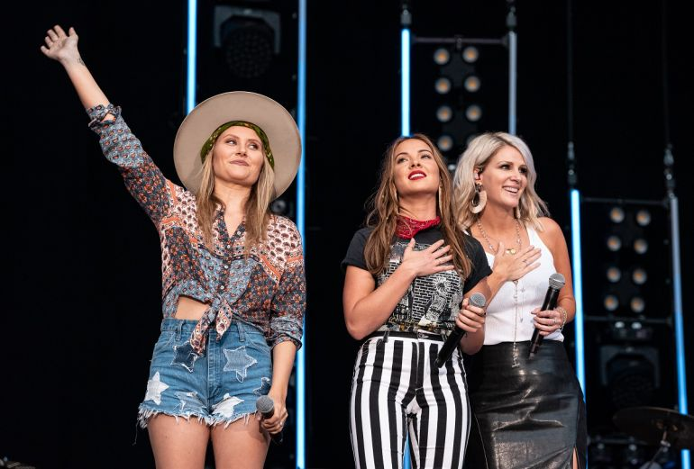 Runaway June; Photo by Andrew Wendowski