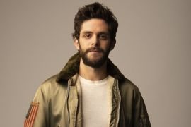 Thomas Rhett; Photo by John-Shearer