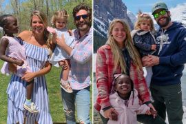 Thomas Rhett and Family; Photos via Instagram