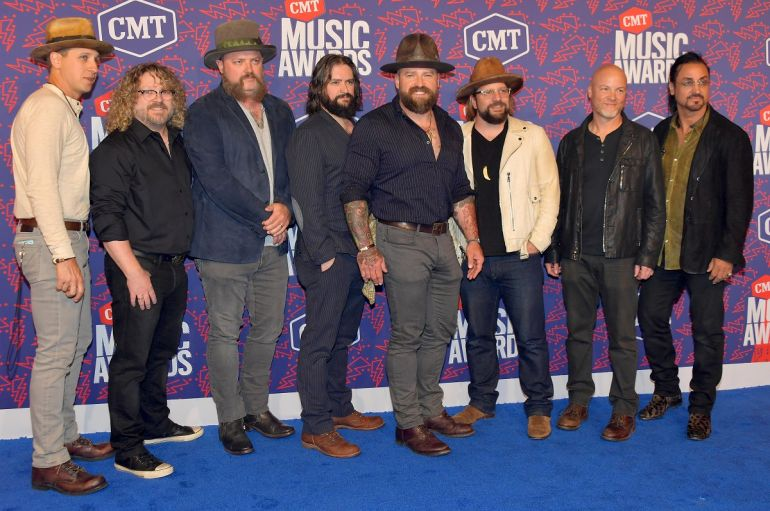 Zac Brown Band; Photo by Michael Loccisano/Getty Images