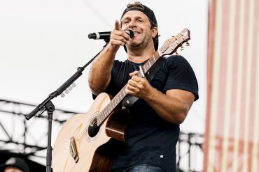 Billy Currington; Photo by Danielle Del Valle/Getty Images