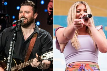 Chris Young, Lauren Alaina; Photos by Andrew Wendowski