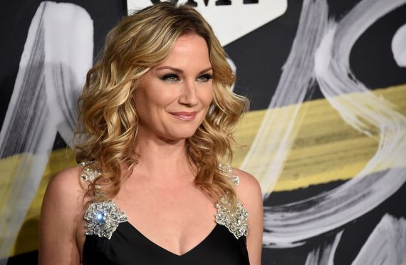 Jennifer Nettles; Photo by Mike Coppola/Getty Images for CMT