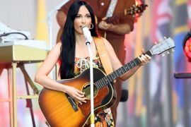 Kacey Musgraves; Photo by Kevin Mazur/Getty Images for Citi