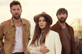 Lady Antebellum; Photo courtesy Big Machine Label Group