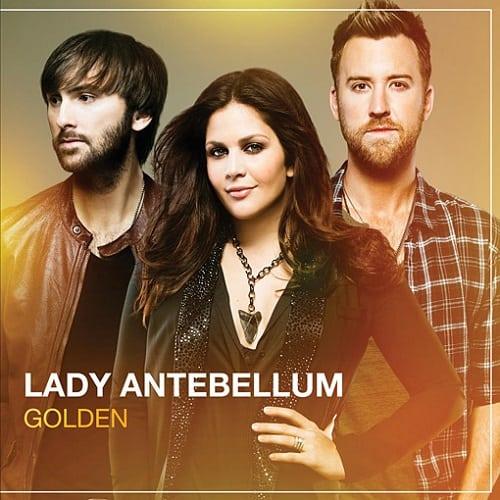 Lady Antebellum - Golden; Image Courtesy Capitol Records Nashville