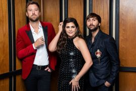 Lady Antebellum; Photo by John Shearer