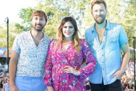 Lady Antebellum; Photo via Instagram