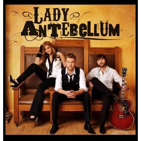Lady Antebellum - Lady Antebellum; Image Courtesy Capitol Records Nashville