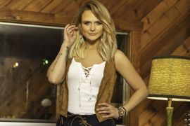 Miranda Lambert; Photo by Ben Tusi