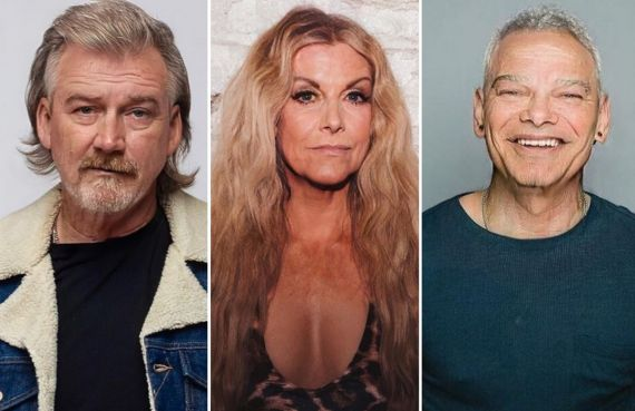 Morgan Wallen, Lindsay Ell, Kane Brown- FaceApp