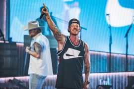 Tyler Hubbard; Photo by Andrew Wendowski