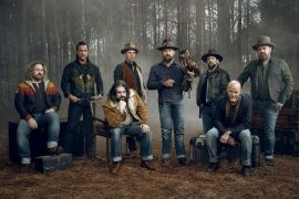 Zac Brown Band; Photo Courtesy BMG