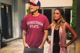 Bobby Bones, Jana Kramer; Photo via Instagram