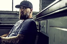 Brantley Gilbert; Photo by Jeff Nelson