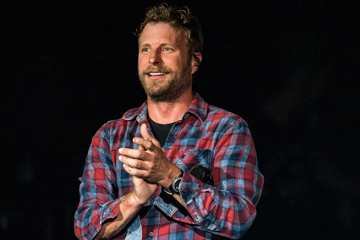 Dierks Bentley; Photo by Andrew Wendowski