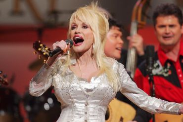 Dolly Parton; Photo Courtesy of Grand Ole Opry Archives, Chris Hollo