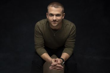 Hunter Hayes; Photo by Brenton Giesey
