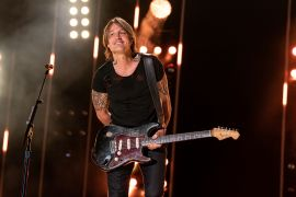 Keith Urban; Photo by Andrew Wendowski