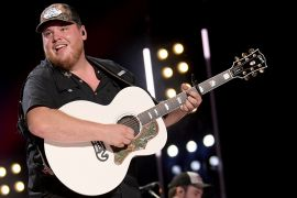 Luke Combs; Photo by Jason Kempin/Getty Images