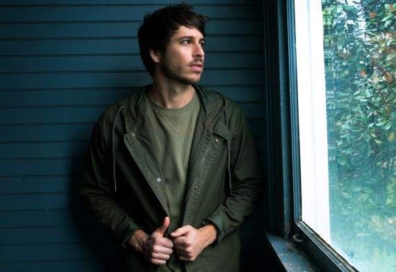 Morgan Evans; Photo Courtesy Warner Music Nashville