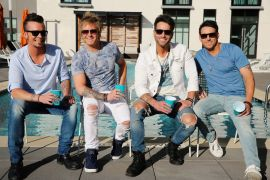 Parmalee; Photo by Andy Evinger & KJ Joyner