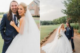 Rachel Wammack Weds Noah Purcell; Photos by @BrasspennyPhotography