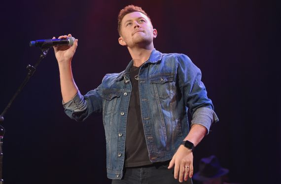Scotty McCreery; Photo by Jason Kempin/Getty Images