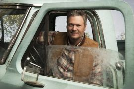 Blake Shelton; Photo by Andrew Eccles