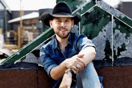 Brett Kissel; Photo by Jess Baumung