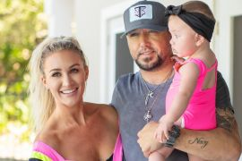 Brittany Aldean, Jason Aldean; Photo Courtesy South Beach Diet