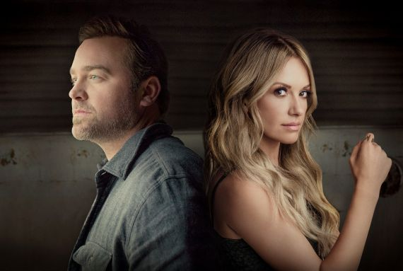 Carly Pearce, Lee Brice; Photo Courtesy of Big Machine Records and Curb Records