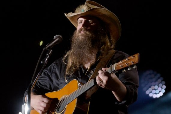 Chris Stapleton; Photo by Jason Kempin/Getty Images