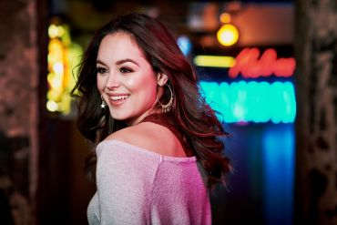 Hayley Orrantia; Photo by Matthew Berinato