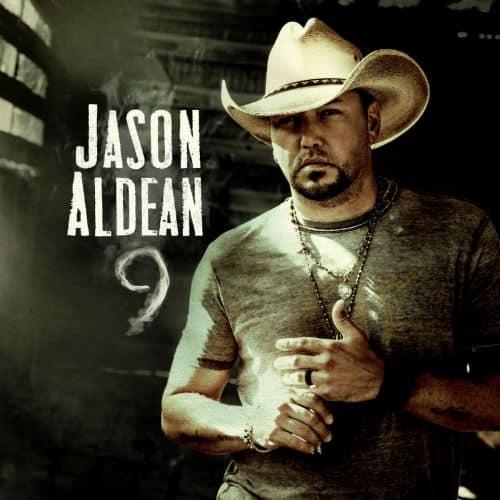 Jason Aldean - 9; Photo Courtesy the Artist