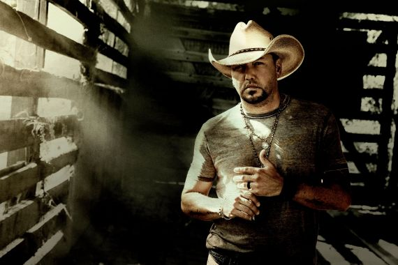 Jason Aldean; Photo by Joseph Llanes